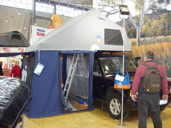 cmt camping und caravanmesse pickupforum. Black Bedroom Furniture Sets. Home Design Ideas
