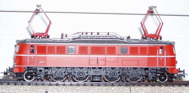 BR 1018: Roco-Nr. 4141E (1982-1986) 3918050