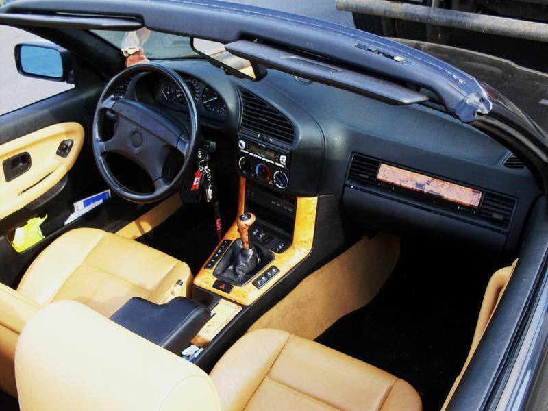 325i e36 cabrio 3er bmw e36 cabrio tuning. Black Bedroom Furniture Sets. Home Design Ideas