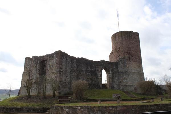 Burgen Niedersachsen