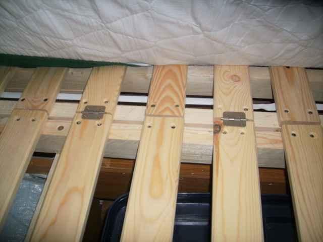 umbau zum festbett seite 2 einbauberichte von zubeh r restaurierungen reparaturen. Black Bedroom Furniture Sets. Home Design Ideas